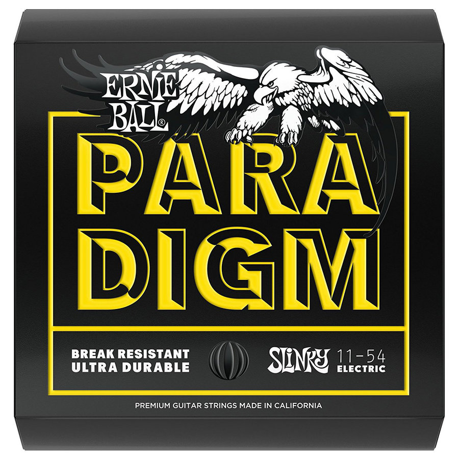 View larger image of Ernie Ball Paradigm Electric Guitar Strings - Beefy Slinky, 11-54