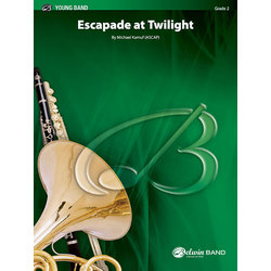 Escapade at Twilight - Score & Parts, Grade 2