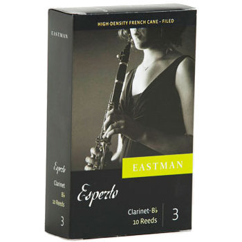 View larger image of Esperto Bb Clarinet Reeds - #3, 10 Box