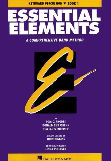 View larger image of Essential Elements Book 1 (Original Series) - Keyboard Percussion