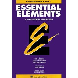Essential Elements Book 1 (Original Series) - Keyboard Percussion