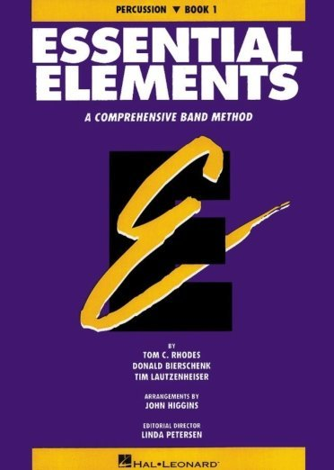 View larger image of Essential Elements Book 1 (Original Series) - Percussion