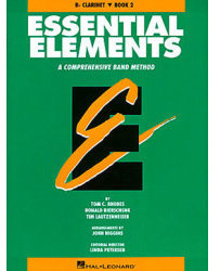 View larger image of Essential Elements Book 2 (Original Series) - Bass Clarinet