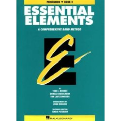 Essential Elements Book 2 (Original Series) - Percussion