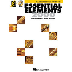 Essential Elements for Band – Book 1, Teacher Resource Kit