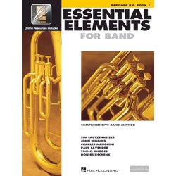 Essential Elements for Band - Book 1, Baritone B.C