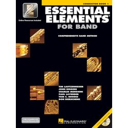 Essential Elements for Band – Book 1, Conductor