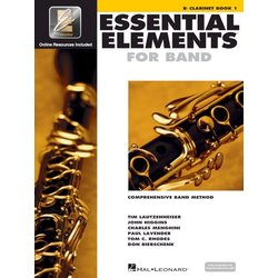 Essential Elements for Band – Book 1, Clarinet