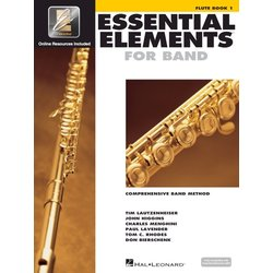 Essential Elements for Band - Book 1, Flute