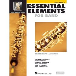 Essential Elements for Band - Book 1, Oboe