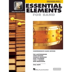 Essential Elements for Band – Book 1, Percussion