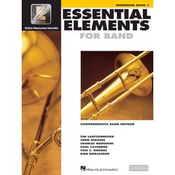 Essential Elements for Band – Book 1, Trombone