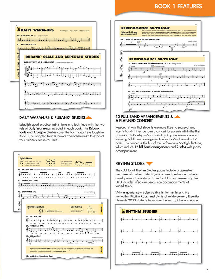 View larger image of Essential Elements for Band - Book 1, Tuba