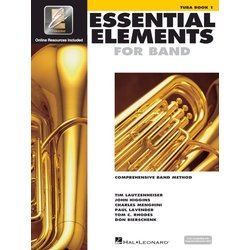 Essential Elements for Band - Book 1, Tuba