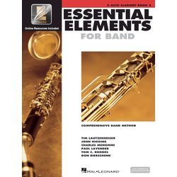 Essential Elements for Band - Book 2, Alto Clarinet