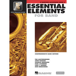 Essential Elements for Band - Book 2, Baritone Saxophone