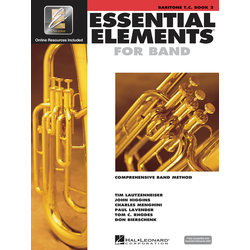Essential Elements for Band - Book 2, Baritone T.C