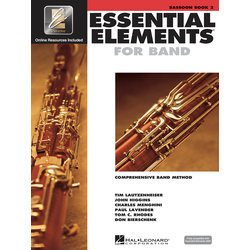 Essential Elements For Band - Book 2, Bassoon