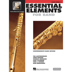 Essential Elements for Band - Book 2, Flute