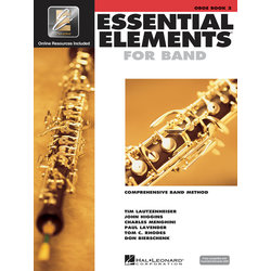 Essential Elements for Band - Book 2, Oboe