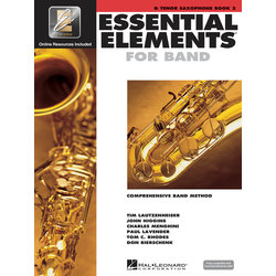 Essential Elements for Band - Book 2, Tenor Saxophone