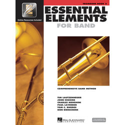 Essential Elements for Band - Book 2, Trombone