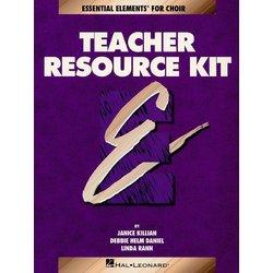 Essential Elements for Choir: Teacher Resource Kit (Book & CD)