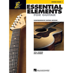 Essential Elements for Guitar – Book 1 - Book Only