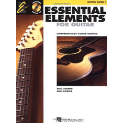 Essential Elements for Guitar - Book 1 w/Online Audio