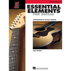 Essential Elements for Guitar – Book 2 Book Only