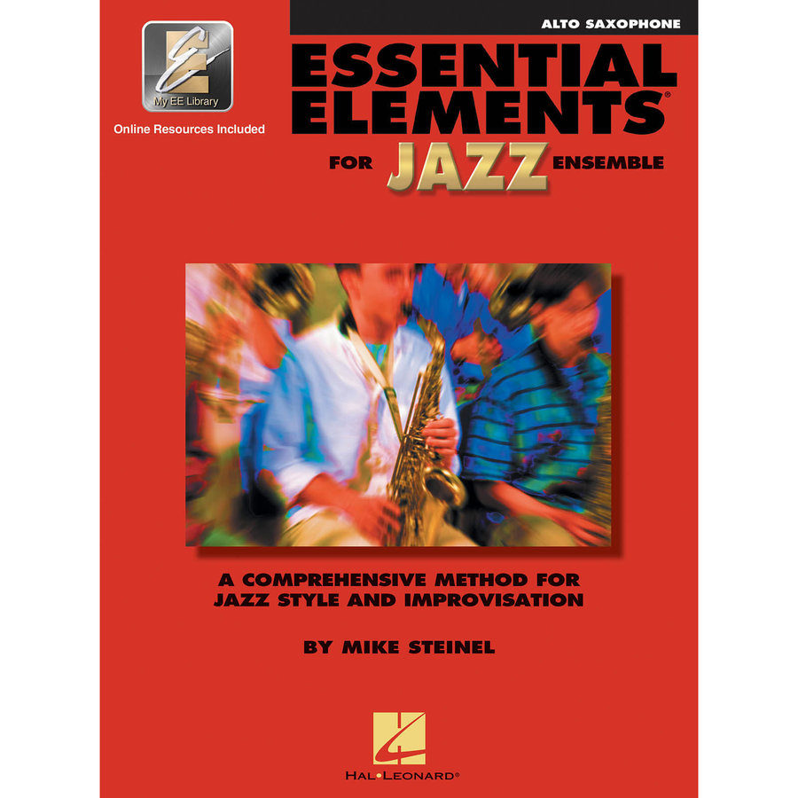 View larger image of Essential Elements for Jazz Ensemble - Alto Saxophone