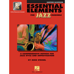 Essential Elements for Jazz Ensemble - Baritone Saxophone
