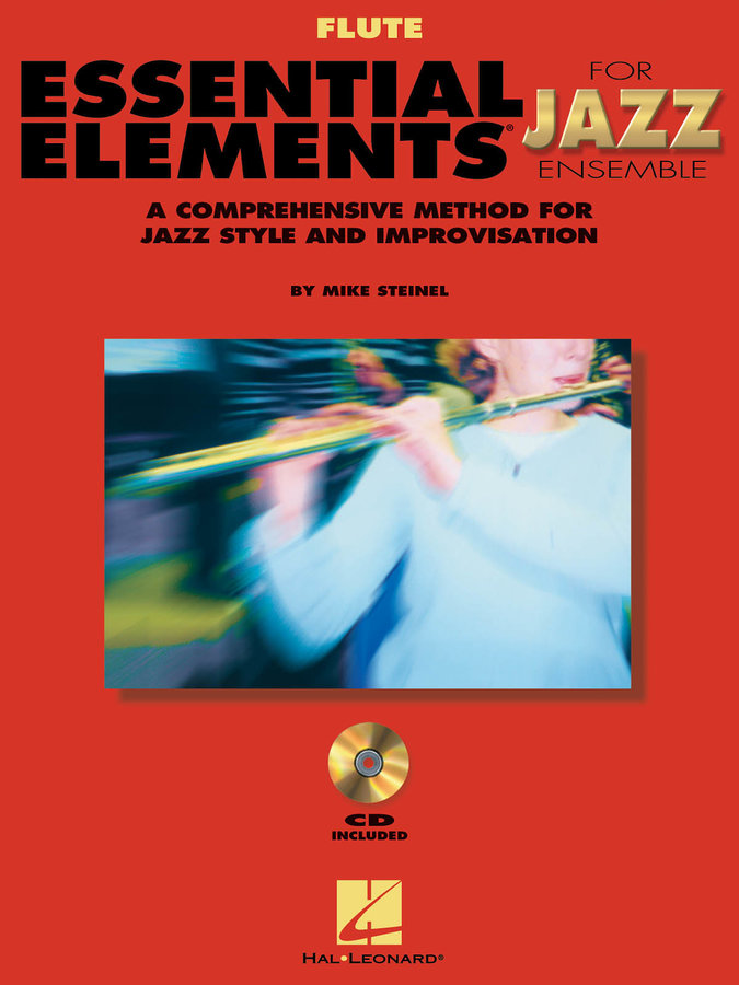 View larger image of Essential Elements for Jazz Ensemble - Flute