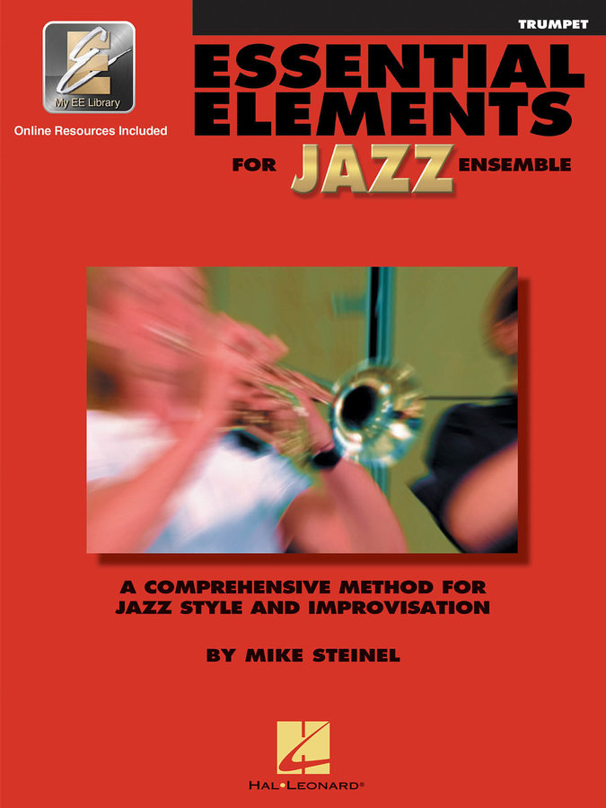 View larger image of Essential Elements for Jazz Ensemble - Trumpet