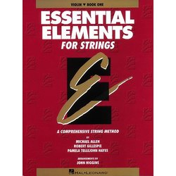 Essential Elements for Strings Book 1 (Original series) - Violin