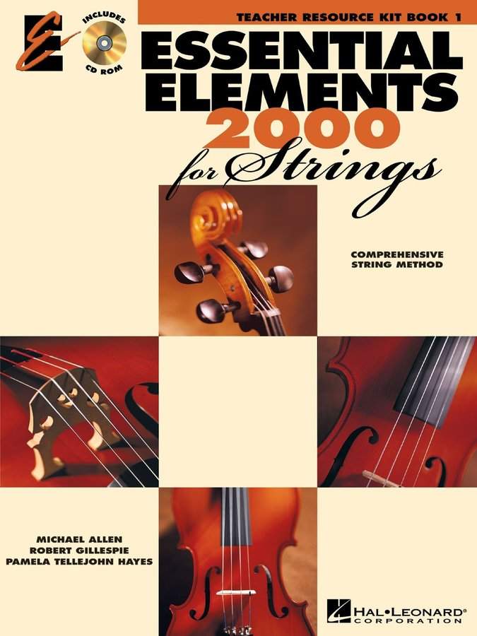 View larger image of Essential Elements for Strings - Book 1, Teacher Resource Kit