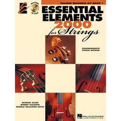 Essential Elements for Strings - Book 1, Teacher Resource Kit