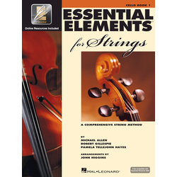 Essential Elements for Strings - Book 1, Cello