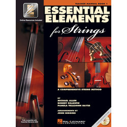 Essential Elements for Strings - Book 1, Teacher Manual