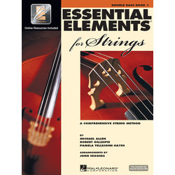 Essential Elements for Strings - Book 1, Double Bass