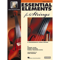 Essential Elements for Strings - Book 1, Viola