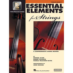 Essential Elements for Strings - Book 1, Violin