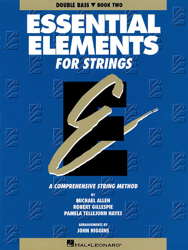 View larger image of Essential Elements for Strings Book 2 (Original Series) - Bass