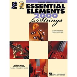 Essential Elements for Strings - Book 2, Teacher Resource Kit