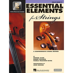 Essential Elements for Strings - Book 2, Cello