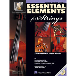 Essential Elements for Strings - Book 2, Teacher Manual