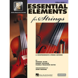 Essential Elements for Strings - Book 2, Viola
