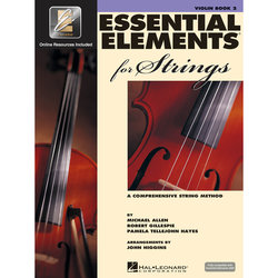 Essential Elements for Strings - Book 2, Violin