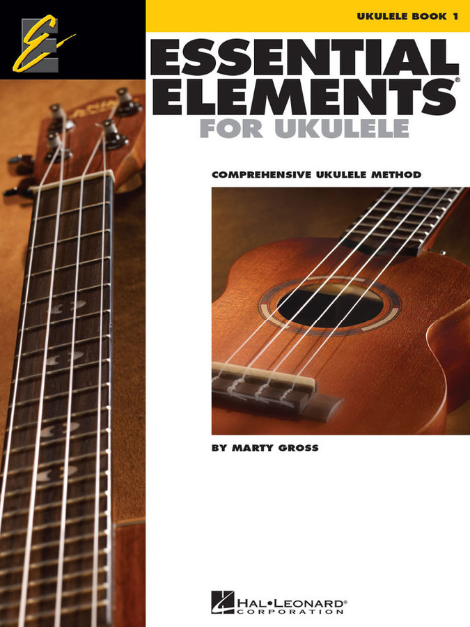 View larger image of Essential Elements for Ukulele - Book 1