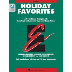 Essential Elements Holiday Favorites - F Horn (OA)